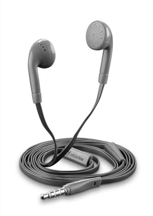 Headset mit Mikrofon Grau Cellular Line 621508600000 Bild Nr. 1