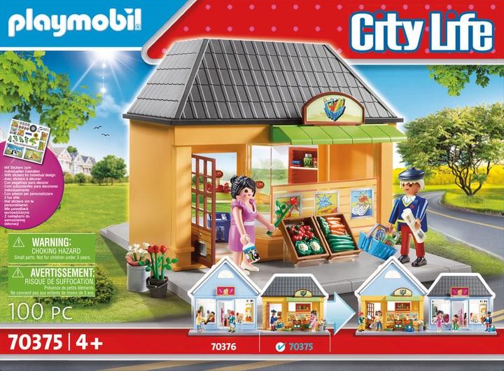 My Supermarket 70375 Playmobil 748027300000 N. figura 1