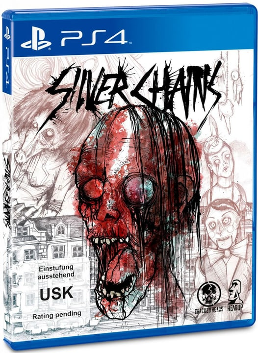 PS4 - Silver Chains D Box 785300147900 Photo no. 1
