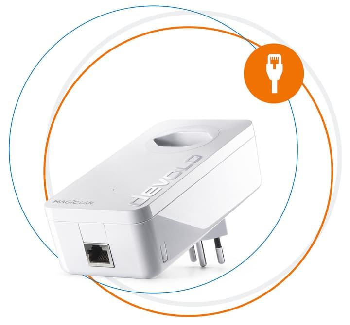 Magic 2 LAN Single Adaptateur réseau devolo 785300139324 Photo no. 1
