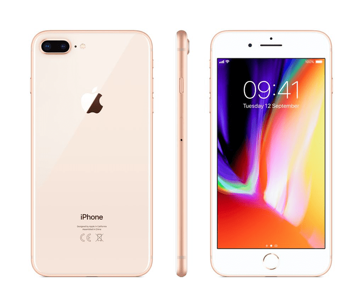 iPhone 8 Plus 256GB Gold Smartphone Apple 794625000000 Bild Nr. 1