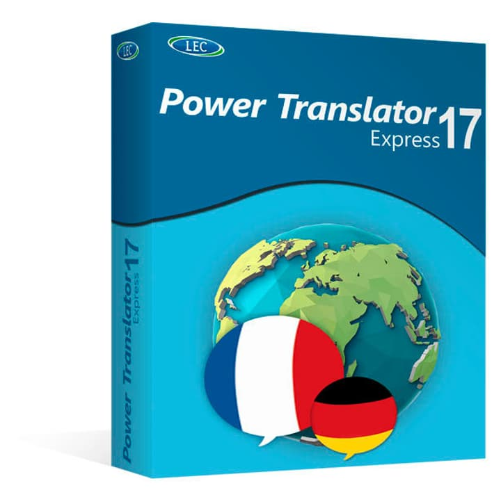 Power Translator 17 Express Deutsch-Französisch Digitale (ESD) Avanquest 785300133530 N. figura 1