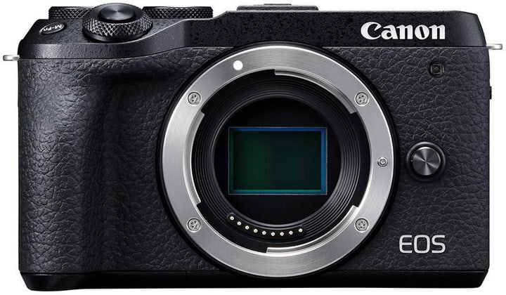 EOS M6 Mark II Body appareil photo rhybrid Body Canon 785300146724 Photo no. 1