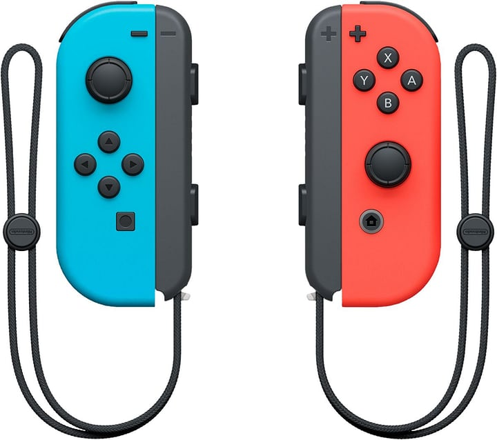 Switch Joy-Con set 2 pezzi neon Nintendo 798083800000 N. figura 1