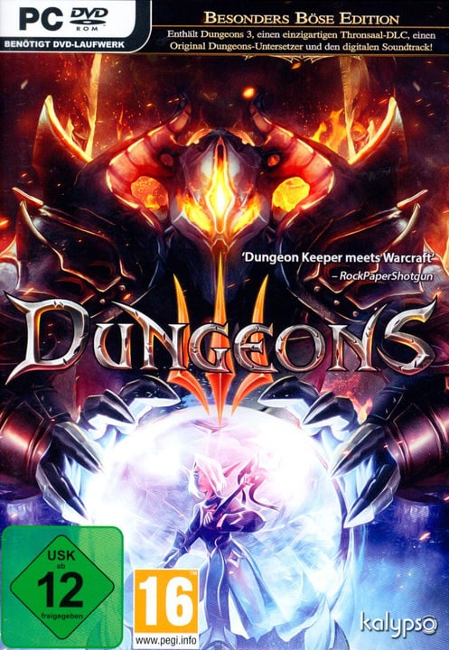 PC - Dungeons 3 Box 785300129680 N. figura 1