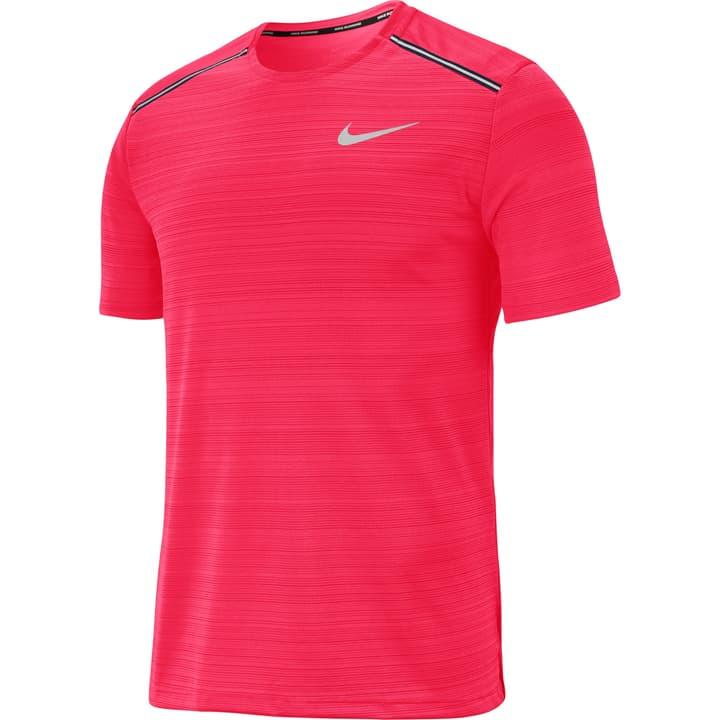 Dri-FIT Miler Herren-T-Shirt Nike 470421300630 Farbe rot Grösse XL Bild-Nr. 1