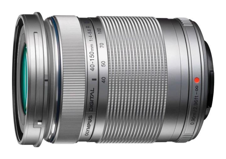 M.Zuiko 40-150mm R objectif argent Objectif Olympus 785300125765 Photo no. 1