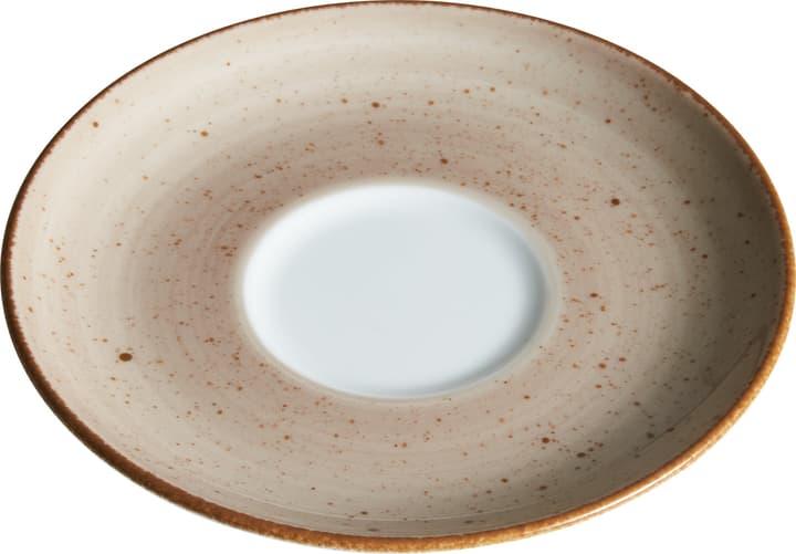 VINTAGE Kaffeeunterteller 440278800000 Farbe Sand Grösse B: 14.0 x H: 2.0 cm Bild Nr. 1
