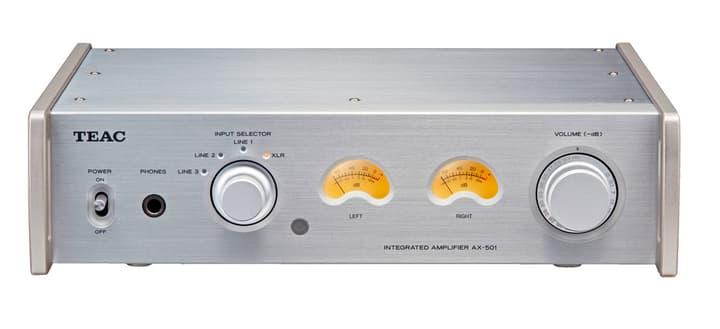 AX-501-S - Argento Amplificatore TEAC 785300142020 N. figura 1
