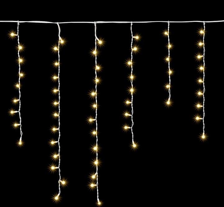 LED rideau lumineux, 2x1 m Star Trading 613116100000 Photo no. 1