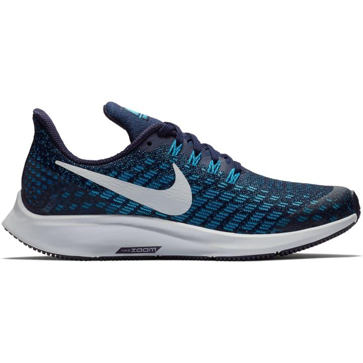 Air Zoom Pegasus 35 Chaussures de course pour enfant Nike 460673336540 Couleur bleu Taille 36.5 Photo no. 1