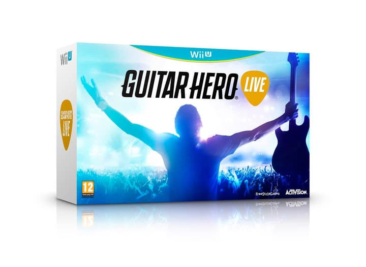 Wii U - Guitar Hero Live 785300119944 Photo no. 1