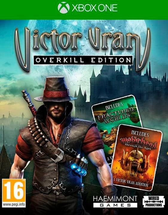 Xbox One - Victor Vran Overkill Edition Box 785300122341 N. figura 1