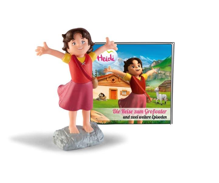 Tonies Hörbuch Heidi - Die Reise zum Großvater (DE) Hörbuch 747318300000 Photo no. 1