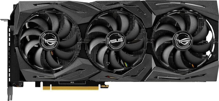 GeForce RTX 2080 Ti ROG STRIX A11G Card graphique Asus 785300143893 Photo no. 1