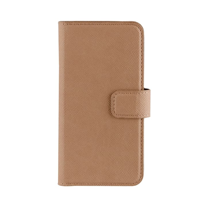 Wallet case Viskan iPhone 6/6S/7/8 camel XQISIT 798063200000 Bild Nr. 1