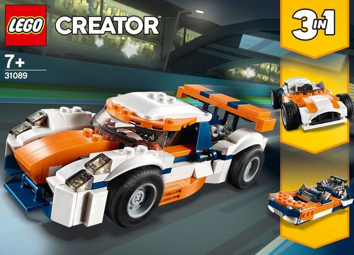 LEGO Creator 31089 La voiture de co 748702300000 Photo no. 1