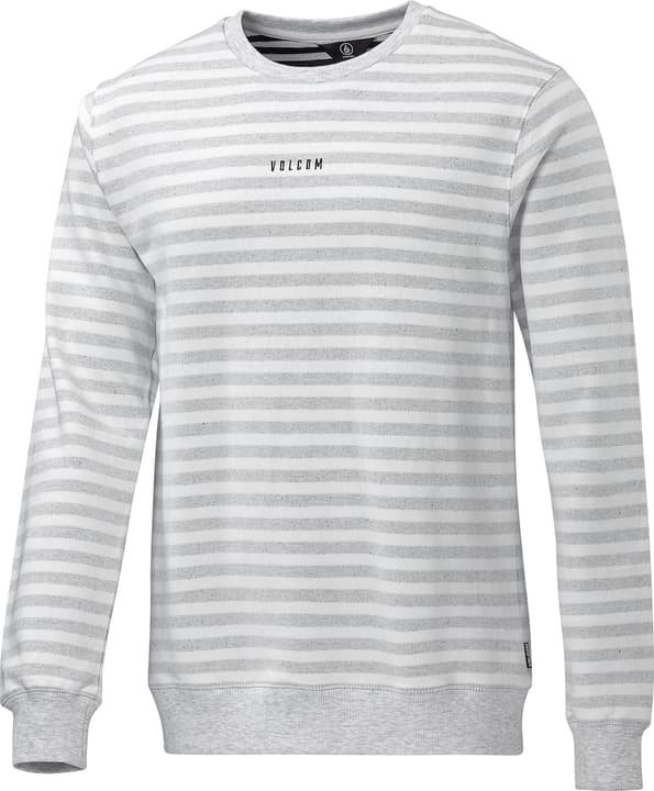 Wyle Crew Pullover pour homme VOLCOM 462385300610 Couleur blanc Taille XL Photo no. 1