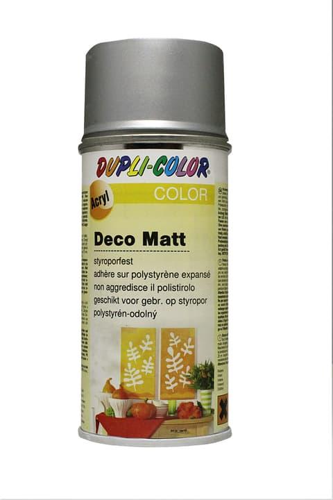 Peinture en aérosol deco mat Dupli-Color 664810026001 Couleur Bronzo d'argent Photo no. 1