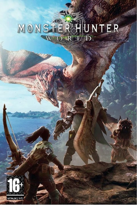 PC - Monster Hunter: World Box 785300138138 Photo no. 1