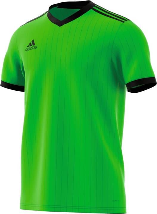 Tabela 18 Shirt de football pour homme Adidas 498278900361 Couleur vert clair Taille S Photo no. 1