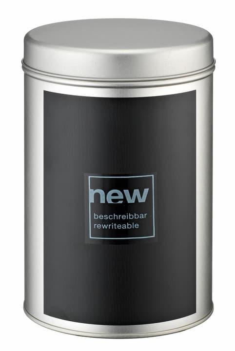 KROY Vorratsdose 441063200180 Farbe Schwarz / Silber Grösse H: 16.0 cm Bild Nr. 1
