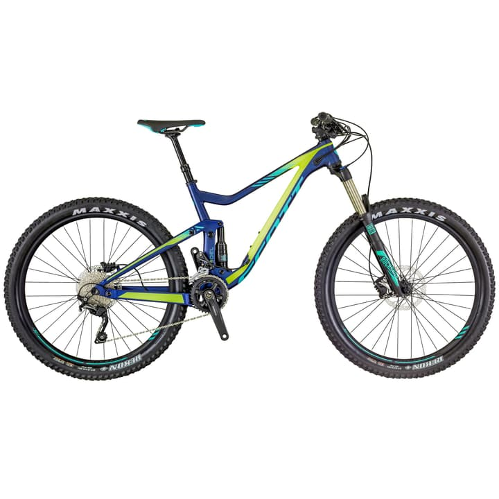 "Contessa Genius 730 Women 27.5"" VTT all mountain Scott 463327800310 Couleur blanc Taille S Photo no. 1"