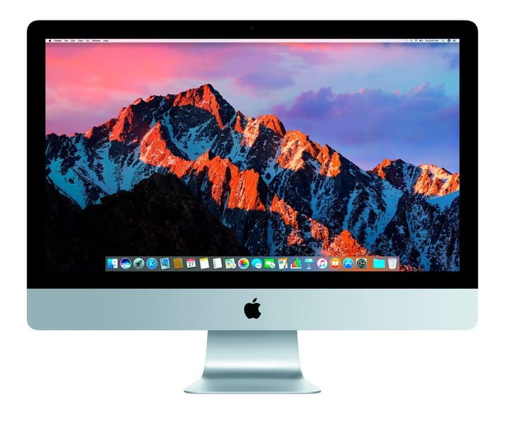 CTO iMac5K 27 3.8GHzi5 16GB 512GBSSD Radeon 580 MNKey Apple 79841370000017 Bild Nr. 1