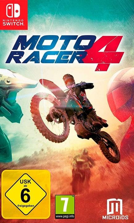 NSW - Moto Racer 4 (D) Box 785300138866 Bild Nr. 1