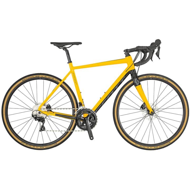 Speedster Gravel 20 Rennvelo Scott 463345200350 Rahmengrösse S Farbe gelb Bild Nr. 1