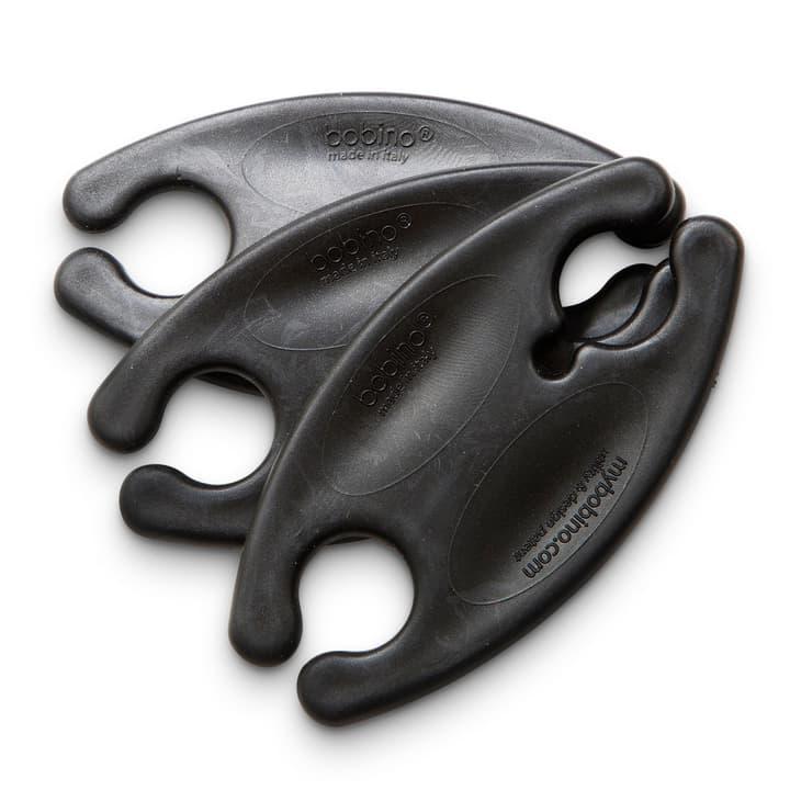 CORD WRAP enrouleur de câble noir 3 pc. 386154500000 Couleur Noir Dimensions L: 80.0 mm x H: 42.0 mm Photo no. 1