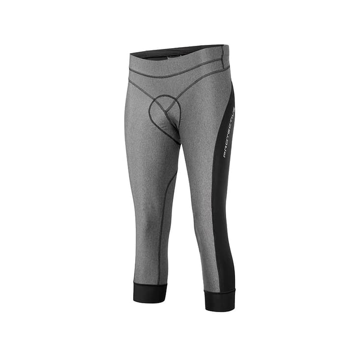 Effect 3/4 Tight Damen-Bike-3/4-Tights Protective 461327204080 Farbe grau Grösse 40 Bild Nr. 1