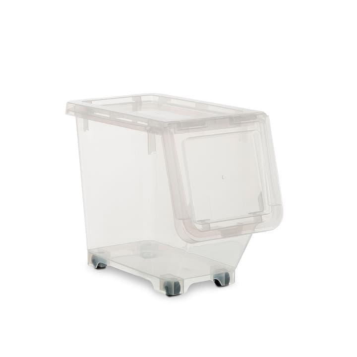 TABBY Plastikbox 386192200000 Grösse B: 22.0 cm x T: 38.5 cm x H: 31.0 cm Farbe Transparent Bild Nr. 1