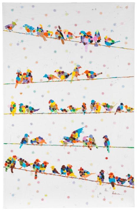 Originale Handpainting 431812890253 Grösse B: 90.0 cm x T: 3.7 cm x H: 140.0 cm Bild Nr. 1