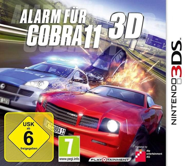 3DS - Alarm für Cobra 11 Physisch (Box) 785300122354 Bild Nr. 1
