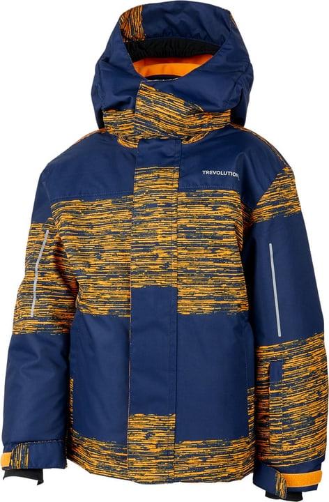 Veste de ski pour garçon Trevolution 472355309222 Couleur bleu foncé Taille 92 Photo no. 1