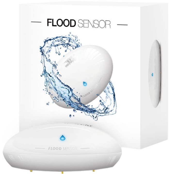 Z-Wave Flood Sensor Capteur Fibaro 785300132228 Photo no. 1