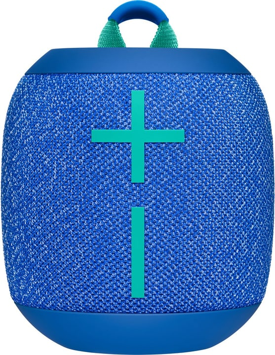 WONDER­BOOM™ 2 - Bermuda Blue Bluetooth Lautsprecher Ultimate Ears 772832800000 Bild Nr. 1