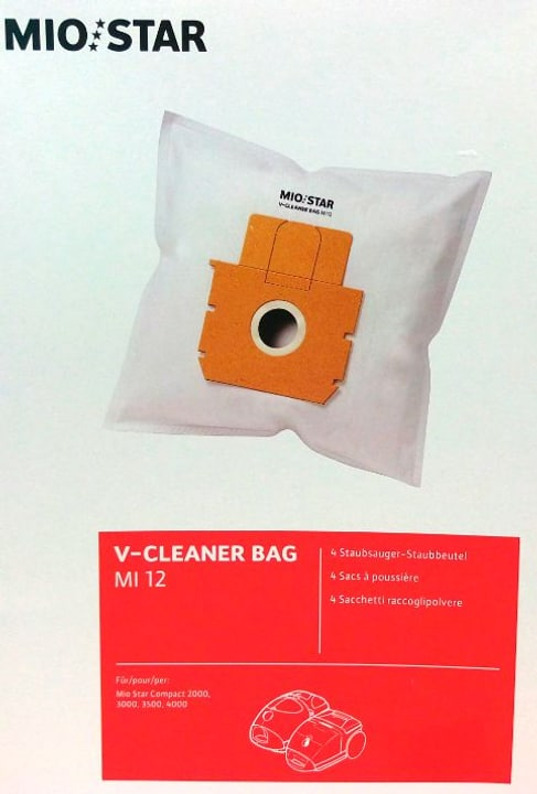 V-Cleaner Bag MI12 Mio Star 717163700000 Bild Nr. 1