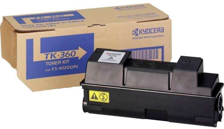 TK-360 Toner Noire Cartouche toner Kyocera 796053600000 Photo no. 1