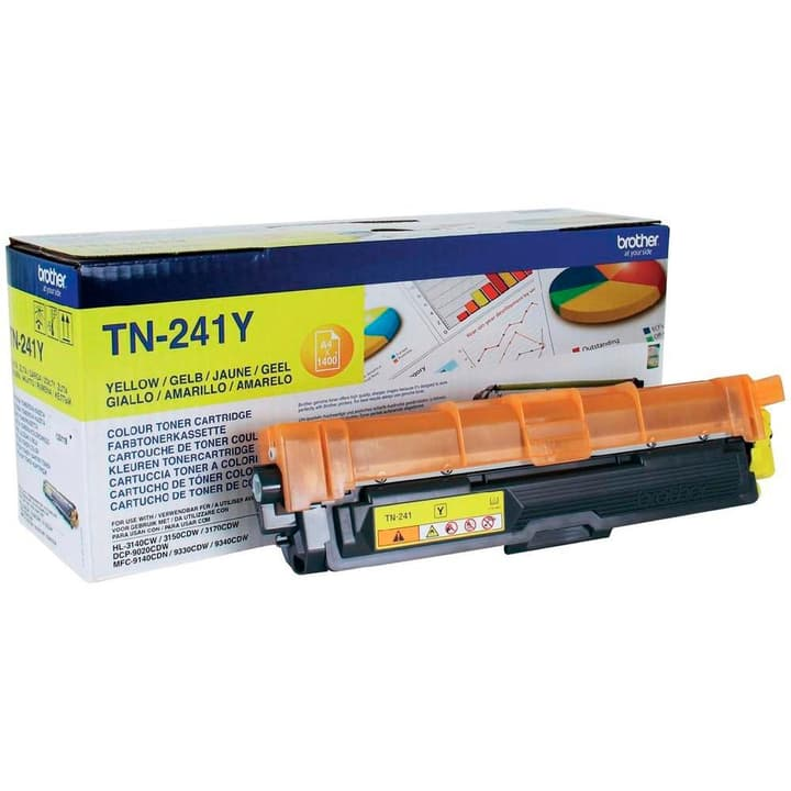 Toner jaune HL-3140/3170 Brother 798513700000 Photo no. 1