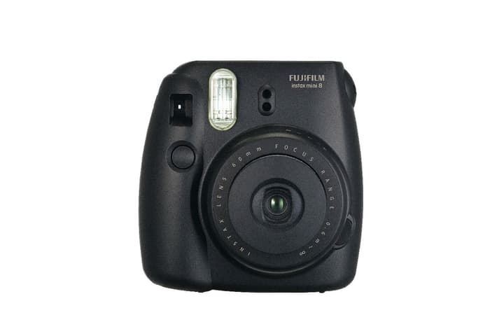Instax Mini 8 schwarz Sofortbildkamera FUJIFILM 793410100000 Bild Nr. 1