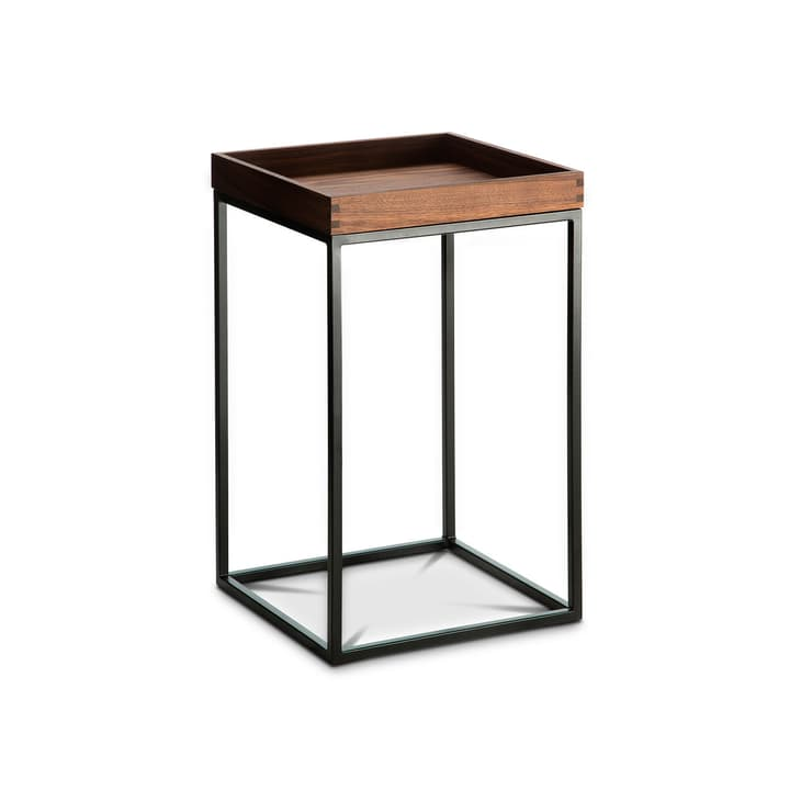 COFFEE table d'appoint 360975800000 Dimensioni L: 30.0 cm x P: 30.0 cm x A: 49.0 cm Colore Noce N. figura 1