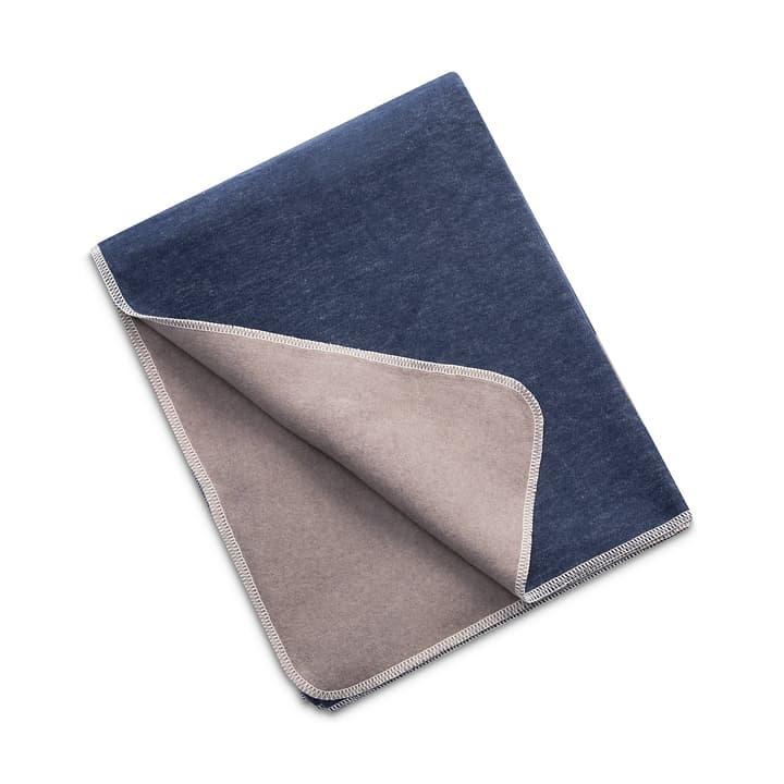 SILVIO Plaid 378182743260 Couleur Bleu Dimensions L: 140.0 cm x H: 200.0 cm Photo no. 1