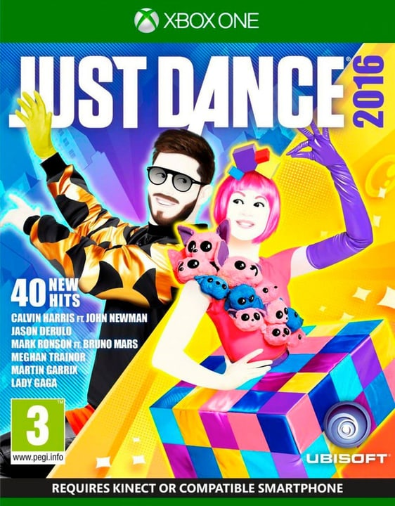 Xbox One - Just Dance 2016 785300120282 Bild Nr. 1