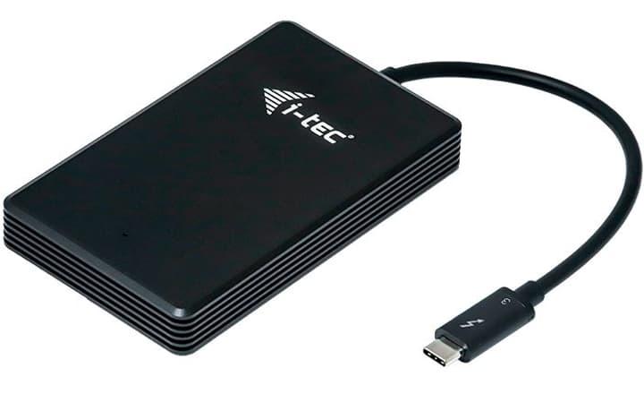 MySafe Thunderbolt 3 M.2 NVMe Metal External Enceinte ssd i-Tec 785300147248 Photo no. 1