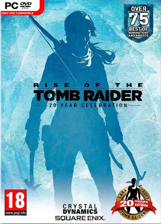 PC - Rise of the Tomb Raider - 20 Year Celebration 785300121274 Photo no. 1
