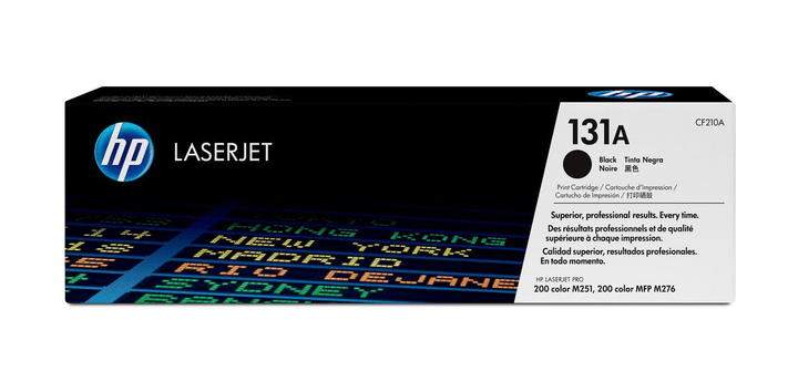 Toner Modul 131A noir Cartouche toner HP 798504800000 Photo no. 1