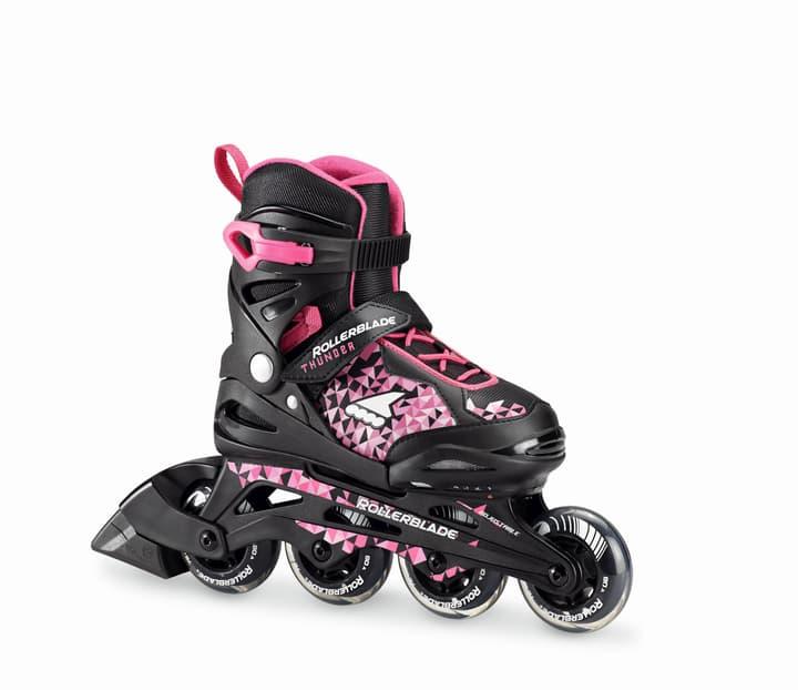 Thunder Girl Kids-Inline Rollerblade 492385429029 Colore magenta Taglie 29-32 N. figura 1