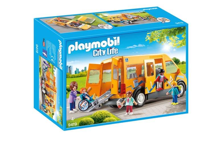 Playmobil Scuolabus 746097500000 N. figura 1
